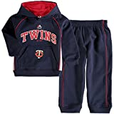 MLB Toddler 2 Piece Minnesota Twins Lil Fan Fleece Set
