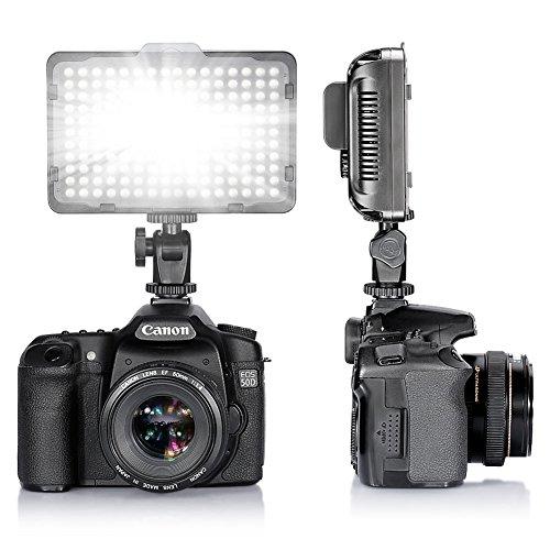 Studio Lighting Reviews: TOLIFO Photo Studio 176 LED Ultra Bright Dimmable On