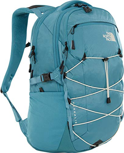 (The North Face Unisex Borealis Storm Blue/Vintage White One Size)