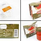 Helios Estuche Tomate para Untar - Paquete de 2 x 140 gr - Total ...