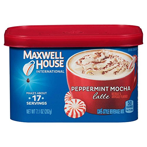 Maxwell House International Café Flavored Instant Coffee
