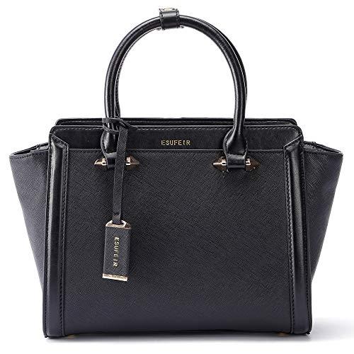Handbag Genuine Leather Womens - Genuine Leather Women Handbag,Shoulder Bags,Designer Handbags for Women,Leather Top-Handle Tote Bags Purses