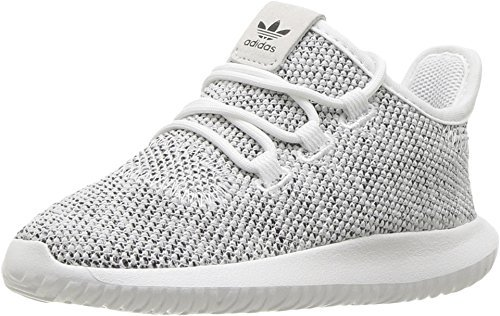 Adidas TUBULAR SHADOW I baby-girls fashion-sneakers BB8891_5 - WHITE/WHITE/