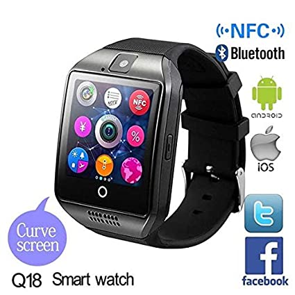 Amazon.com: LPENGBXB Android Smart Watch Support TF&SIM ...