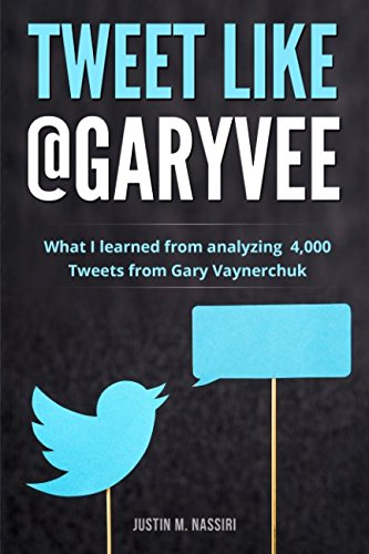 Tweet Like @GaryVee: What I learned from analyzing 4,000 Tweets from Gary Vaynerchuk
