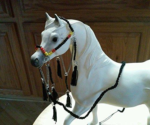 one-handmade-breyer-horse-custom-arabian-halter-and-lead
