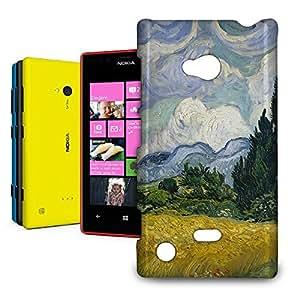 Phone Case For Nokia Lumia 720 - Vincent Van Gogh Fine Art Painting Premium Slim