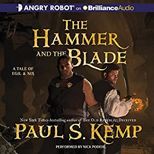 The Hammer and the Blade Hörbuch