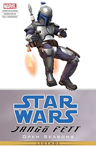 Star Wars - Jango Fett: Open Seasons (Star Wars: The Clone -