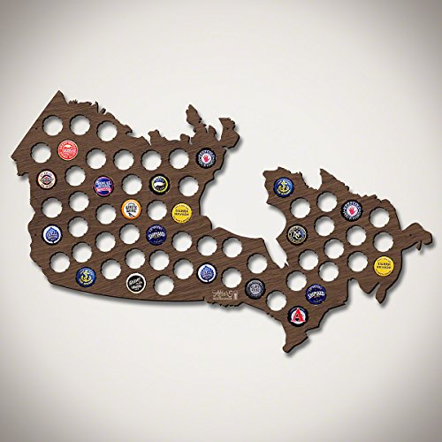 canada-beer-cap-map-walnut-stain
