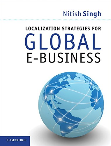 Localization Strategies for Global E-Business by Cambridge University Press