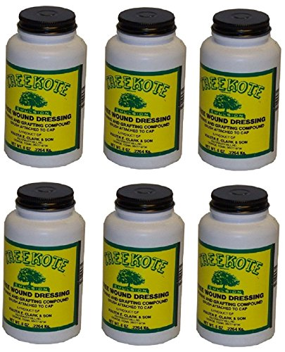 treekote-8-oz-tree-bark-wound-dressing-ppruning-sealer-with-brush-top-applicator-quantity-6
