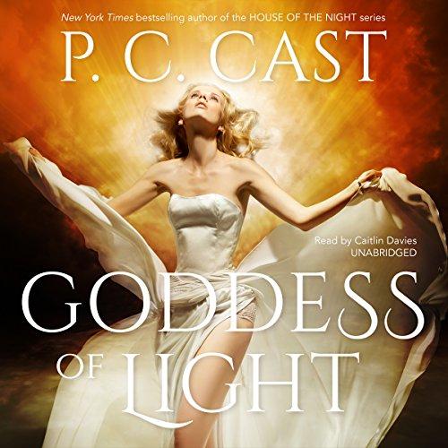 Goddess of Light: The Goddess Summoning Series, Book 3 by Blackstone Audio, Inc.