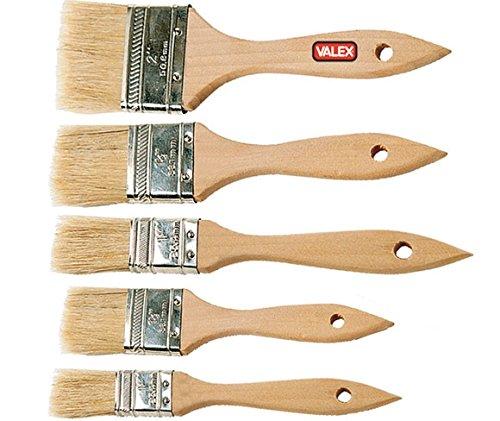 Valex 1960501 Brochas 5 Piezas