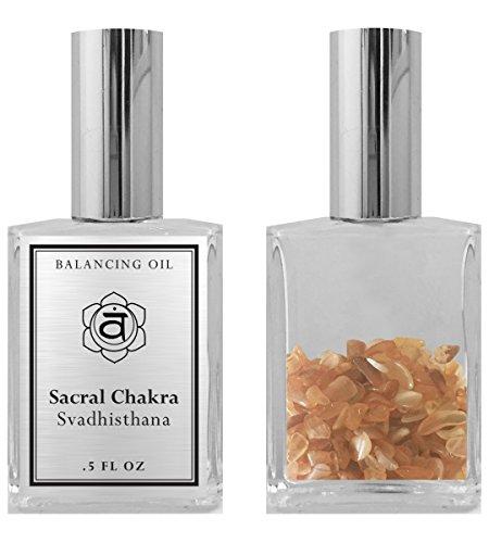 2nd Chakra Balancing Oil Svadhisthana product image