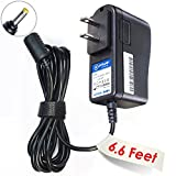 T-Power 9V ( 6.6ft Long Cable ) Ac Dc adapter for Casio ADE95 AD-E95100L ADE95100L Replacement Switching Power Supply Cord Charger