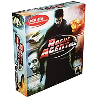 Rogue Agent Game