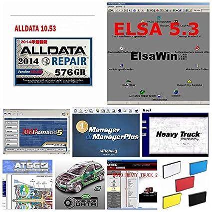 auto repair database online