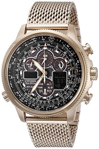 Citizen Eco Drive JY8033 51E Navihawk Watch