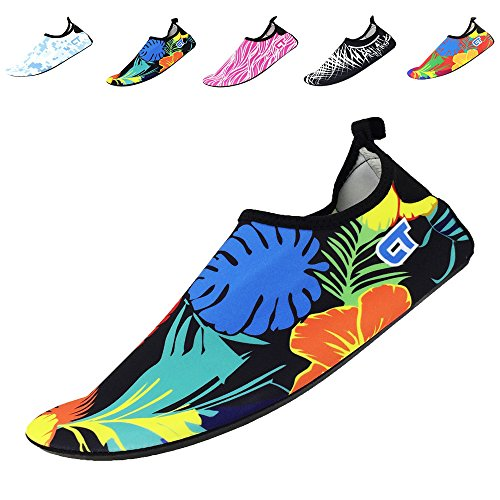 senfi-lightweight-quick-dry-water-shoes-for-water-sport-beach-pool-surfns01flora4041