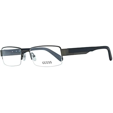 f330f8861b Amazon.com  Eyeglasses Guess GU 1774 semi rimless frame Size 53 18 ...