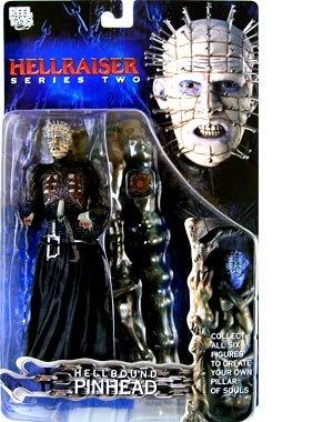 amazon com hellraiser series 2 pinhead toys games