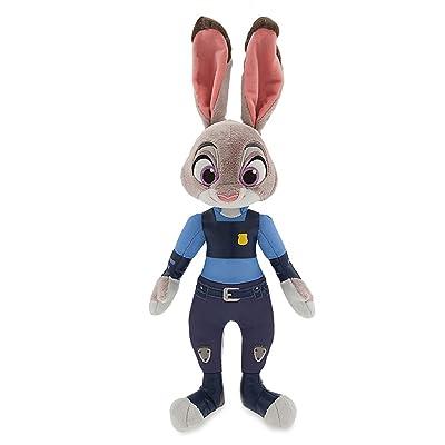 Disney Judy Hopps Plush - Zootopia - Small - 15 Inch: Toys & Games