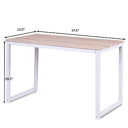 Amazon com: HTH Store Modern Study Home Office Computer Desk
