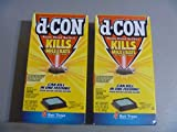 D-Con Rat & Mouse Bait Pellets - D-CON BAIT PELLETS(2Pack)24OZ