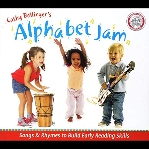 Top 5 recommendation alphabet jam cd 2019