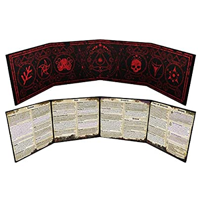 Lovecrafter GM Screen Orb and Path: Toys & Games