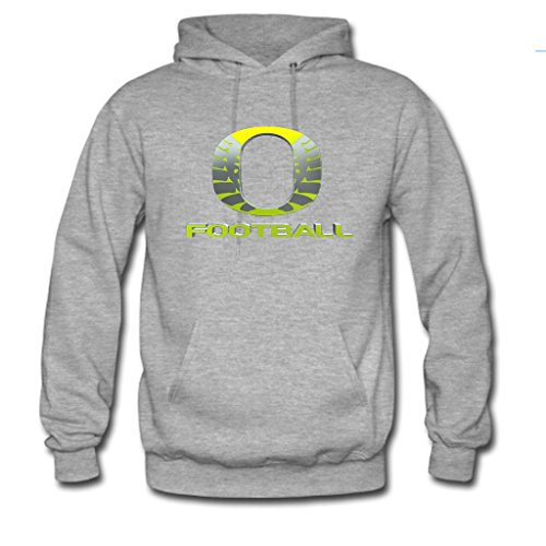 Nesth Men's pullover hoodie Custom Oregon ducks football hooded sweater