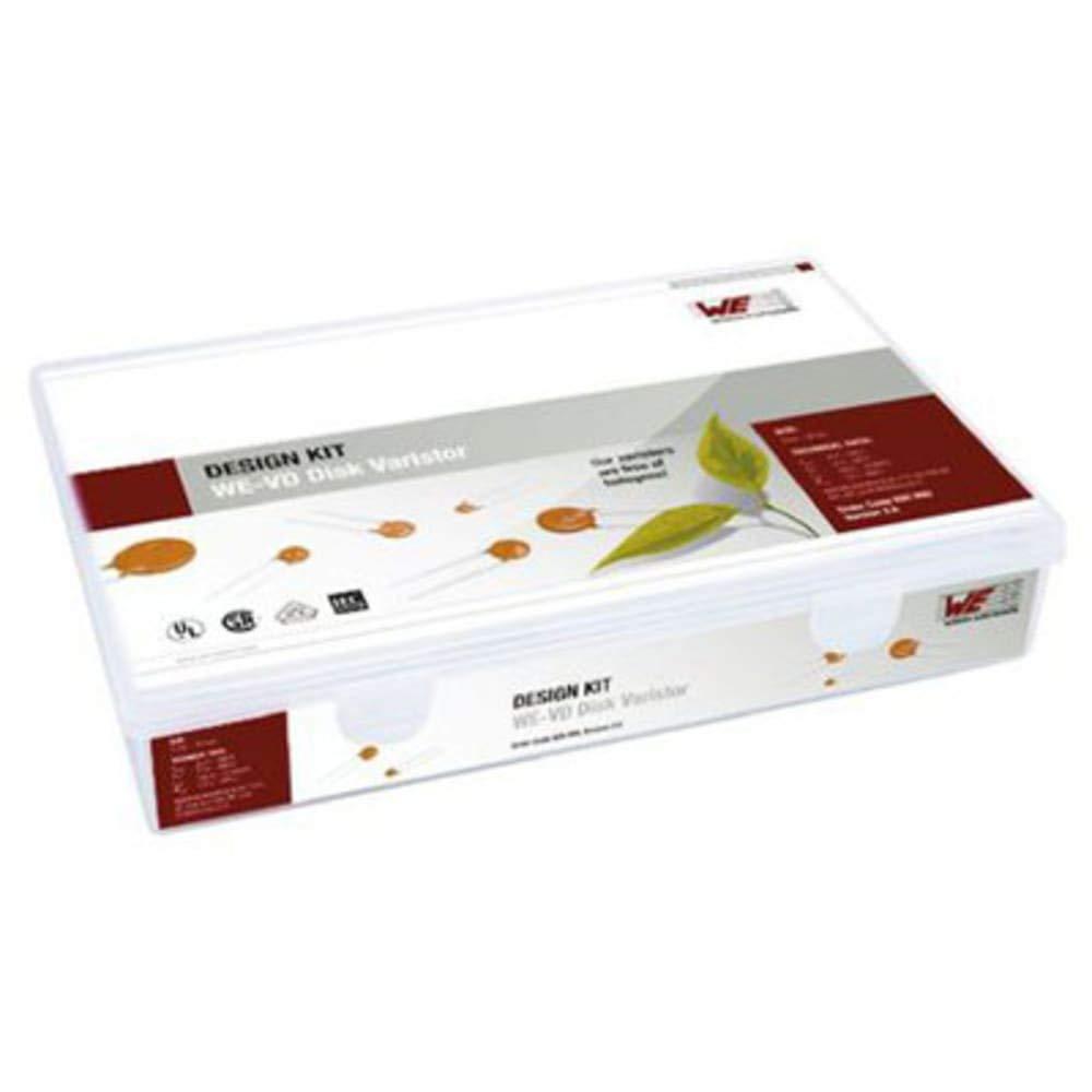 Design Kit Disc Varistors 25-460Vrms