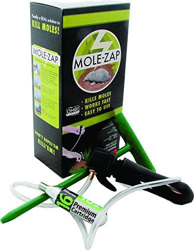 004002 Mole Zap Starter Kit Lawn Care Moles
