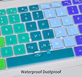 Colorful Keyboard Cover for New Microsoft Surface