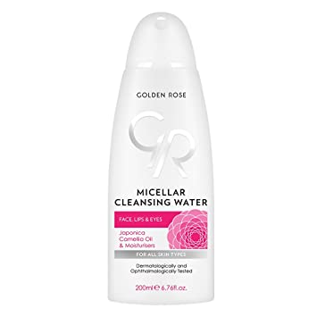 Image result for GOLDEN ROSE MICELLAR CLEANSING WATER