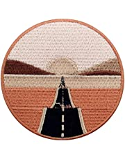 Explore Outdoor Patch Embroidered Applique Iron On Sew On Emblem