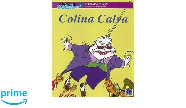 Colina calva (A la Orilla del Viento) (Spanish Edition): Sidon Ephraim, Carlucho: 9789681647247: Amazon.com: Books