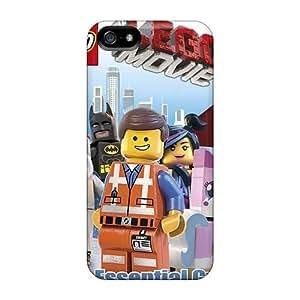Iphone 5/5s KIG9695HOwn Provide Private Custom Lifelike The Lego Movie Series Great Hard Phone Cases -SherriFakhry