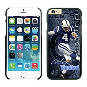 NFL Case Cover For HTC One M8 Indianapolis Colts Adam Vinatieri Black Case Cover For HTC One M8 Cell Phone Case ONXTWKHB1870