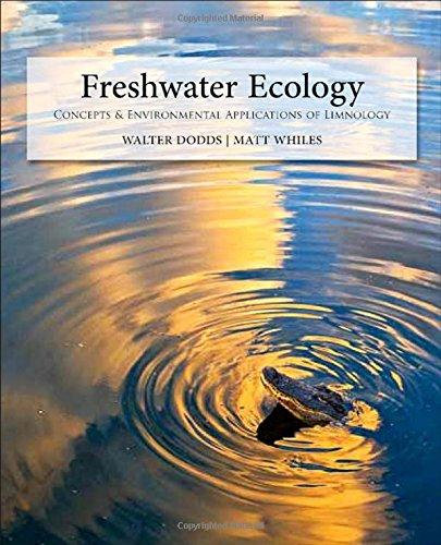 Freshwater Ecology (Cloth)