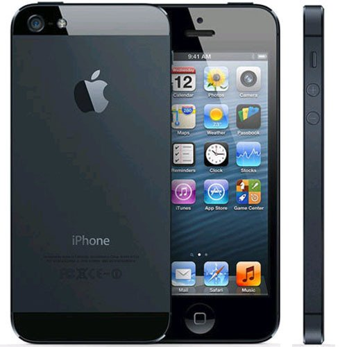 """Price comparison product image APPLE iPHONE 5 """"BLACK"""" 32GB FACTORY UNLOCKED SEALED IGN FedEx SHIPPING"""
