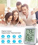 Govee Indoor Hygrometer Thermometer, Humidity