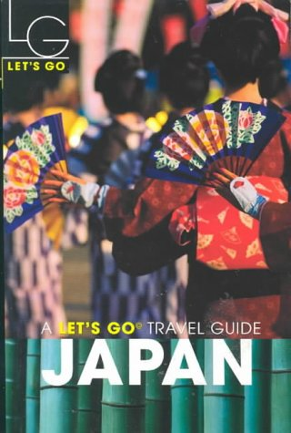 Download Let's Go Japan (1st Edition) pdf