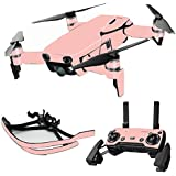 MightySkins Skin For DJI Max Coverage - Solid Blush | Protective, Durable, and Unique Vinyl Decal wrap cover | Easy To Apply, Remove, and Change Styles | Made in the USA