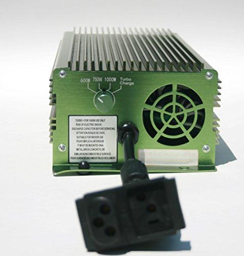 [해외]갤럭시 터보 충전 선택 와트 600 1000 전자 120240 볼트 안정기 902518 / Galaxy Turbo Charge Select A Watt 600 1000 Electronic 120240 Volt Ballast 902518