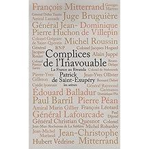 COMPLICES DE L'INAVOUABLE : LA FRANCE AU RWANDA