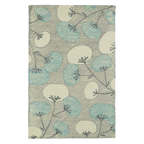 Kaleen Rugs Montage Collection MTG05-75 Grey Hand Tufted 5