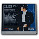 THE LONE WOLF FILMS COLLECTION - 15 MOVIES - 8 DVD-R