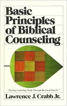 Book Basic Principles of Biblical Counseling